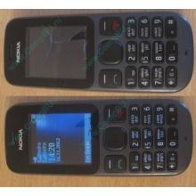 Телефон Nokia 101 Dual SIM (чёрный) - Хасавюрт