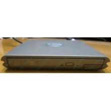 Внешний DVD/CD-RW привод Dell PD01S для ноутбуков DELL Latitude D400 в Хасавюрте, D410 в Хасавюрте, D420 в Хасавюрте, D430 (Хасавюрт)
