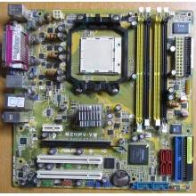 Материнская плата Asus M2NPV-VM socket AM2 (без задней планки-заглушки) - Хасавюрт