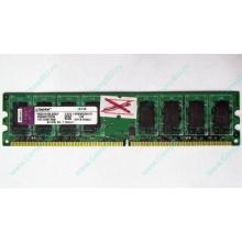 ГЛЮЧНАЯ/НЕРАБОЧАЯ память 2Gb DDR2 Kingston KVR800D2N6/2G pc2-6400 1.8V  (Хасавюрт)