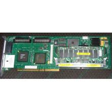 SCSI рейд-контроллер HP 171383-001 Smart Array 5300 128Mb cache PCI/PCI-X (SA-5300) - Хасавюрт