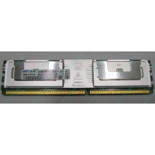 Серверная память 512Mb DDR2 ECC FB Samsung PC2-5300F-555-11-A0 667MHz (Хасавюрт)