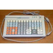 POS-клавиатура HENG YU S78A PS/2 белая (Хасавюрт)