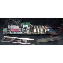Материнская плата Asus P4PE (FireWire) с процессором Intel Pentium-4 2.4GHz s.478 и памятью 768Mb DDR1 Б/У (Хасавюрт)