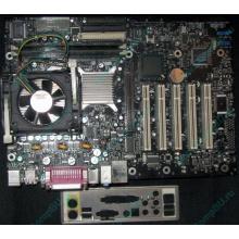 Материнская плата Intel D845PEBT2 (FireWire) с процессором Intel Pentium-4 2.4GHz s.478 и памятью 512Mb DDR1 Б/У (Хасавюрт)