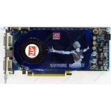Б/У видеокарта 256Mb ATI Radeon X1950 GT PCI-E Saphhire (Хасавюрт)