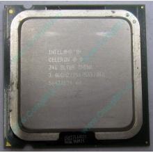 Процессор Intel Celeron D 346 (3.06GHz /256kb /533MHz) SL9BR s.775 (Хасавюрт)