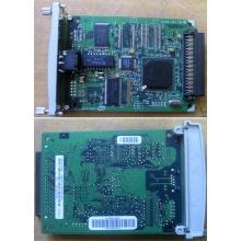 Внутренний принт-сервер Б/У HP JetDirect 615n J6057A (Хасавюрт)