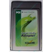 Smart Media PCMCIA адаптер PQI (Хасавюрт)